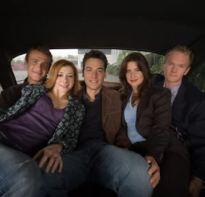 Jason Segel, Alyson Hannigan, Josh Radnor, Cobie Smulders and Neil Patrick Harris