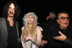 Courtney Love, Roberto Cavalli