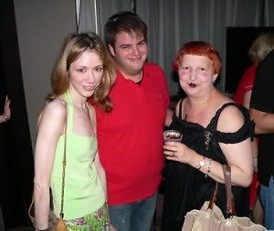 Marshall Heyman, Lynn Yaeger