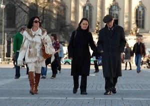 Woody Allen, Soon Yi Previn, Unter Den Linden