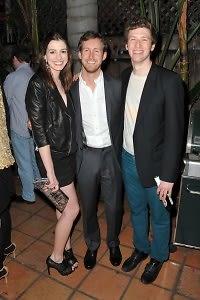 Anne Hathaway, Adam Shulman, Daryl Wein