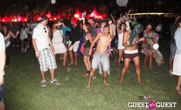 Jay-Z at Coachella 2010
