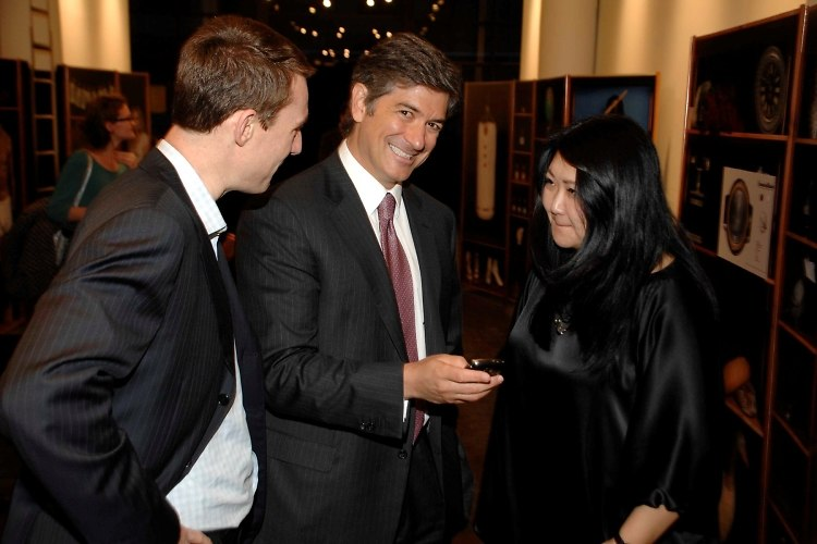 Mark Blond, Brian Feuer, Susan Shin