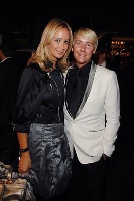 Lady Victoria Hervey, Barclay Butera