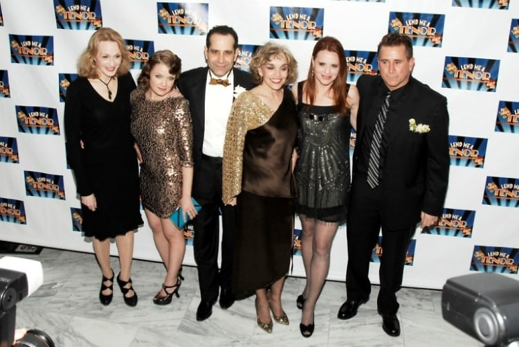 Jan Maxwell, Mary Catherine Garrison, Tony Shalhoub, Brooke Adams, Jennifer Laura Thompson, Anthony LaPaglia