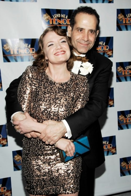 Mary Catherine Garrison, Tony Shalhoub