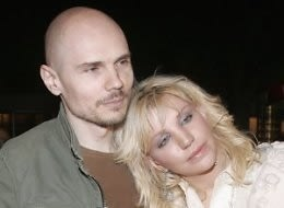 billy corgan, courtney love