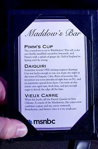 Maddow's Bar