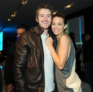 Robert Buckley, AnnaLynne McCord