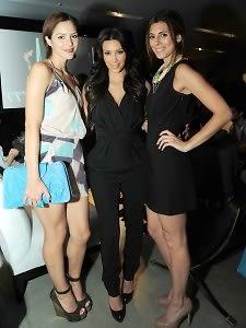 Katharine McPhee, Kim Kardashian, Jamie-Lynn Sigler