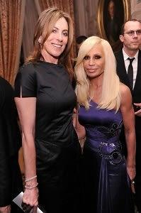 Kathryn Bigelow, Donatella Versace