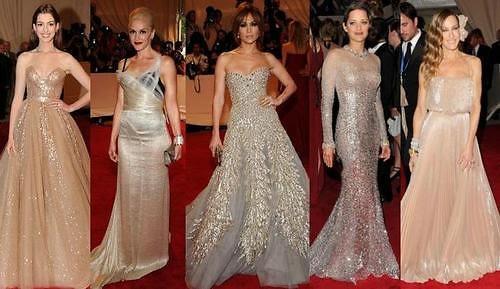 Anne Hathaway Gwen Stefani ennifer Lopez Marion Cotillard Sarah Jessica Parker