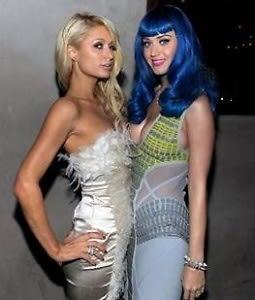 Paris Hilton, Katy Perry