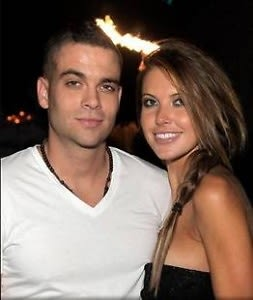 Mark Salling, Audrina Patridge