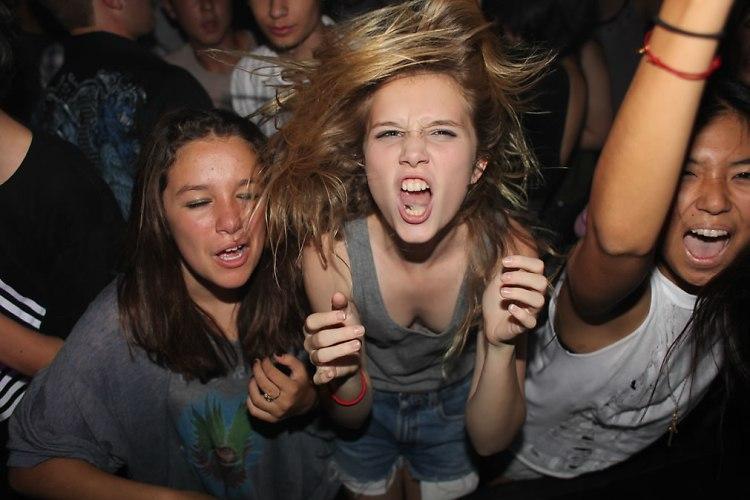 roxy teen night