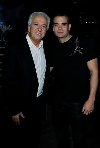 Paul Marciano, Mark Salling