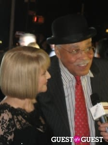 Cecilia Hart and James Earl Jones