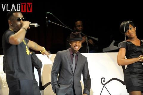 Diddy, Ne-Yo, Kelly Rowland