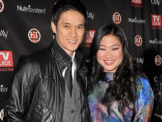 Harry Shum Jr., Jenna Ushkowitz