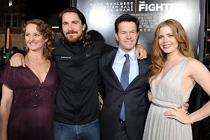 Melissa Leo, Christian Bale, Mark Wahlberg, Amy Adams