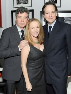 Jay McInerney, Anne Hearst Mcinerney, George Farias