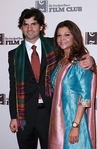 Chris Cole, Sonia Nassery Cole