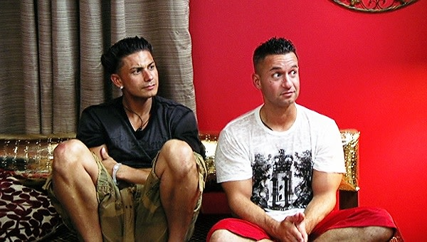 "Pauly D., Mike ""The Situation"" Sorrentino"