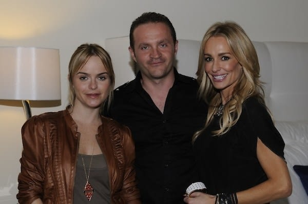 Taryn Manning, Pascal Mouawad, Taylor Armstrong