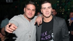 Jersey Shore Ronnie, Jersey Shore Vinnie