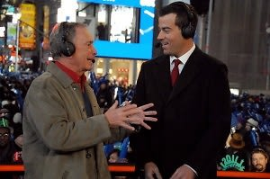 Mayor Bloomberg, Carson Daly