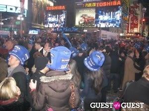 Times Square NYE 2011