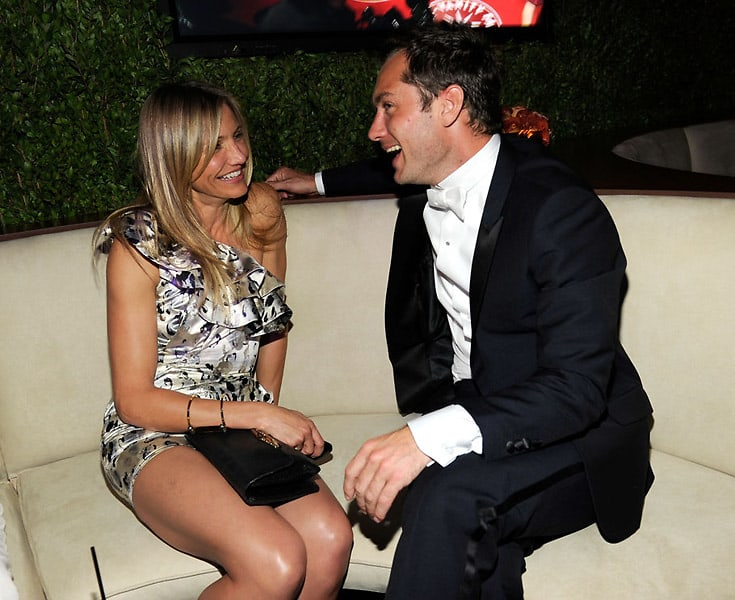 Cameron Diaz, Jude Law