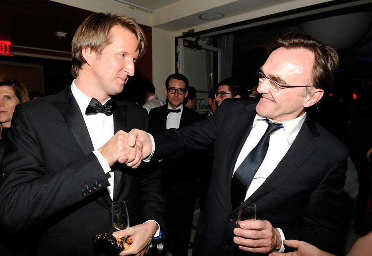 Tom Hooper, Danny Boyle
