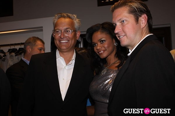 Mark Badgley, Kimberly Elise, James Mischka