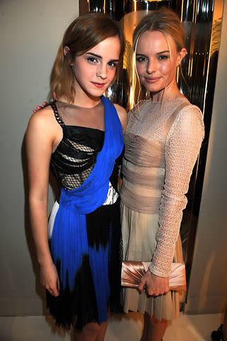 Emma Watson, Kate Bosworth