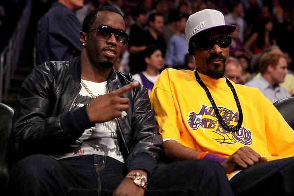 Snoop Dogg, Diddy