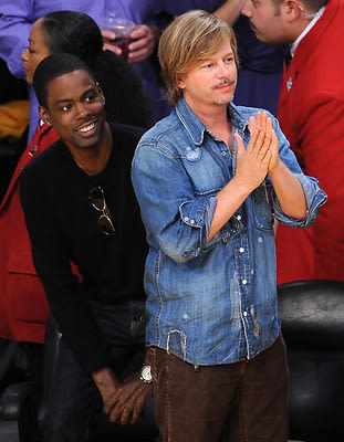 Chris Rock, David Spade