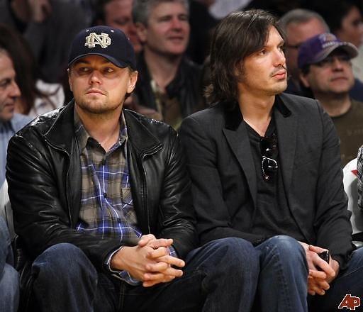 Leonardo DiCaprio, Lukas Haas