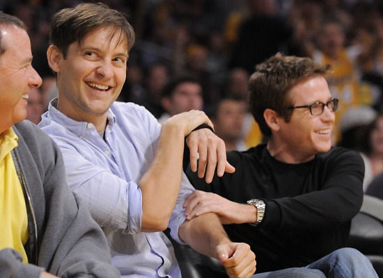 Tobey Maguire, Kevin Connolly