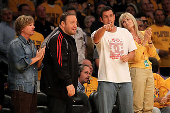 David Spade, Kevin James, Adam Sandler