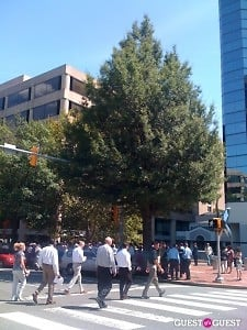 Rosslyn Virginia Earthquake DC