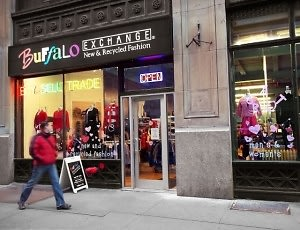 Clothing stores in buffalo ny