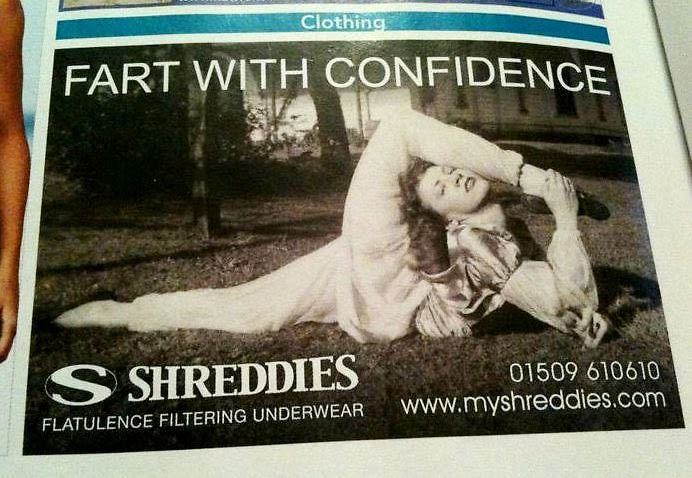 my shreddies
