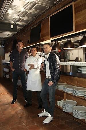 Catch restaurant nyc celebrity chef