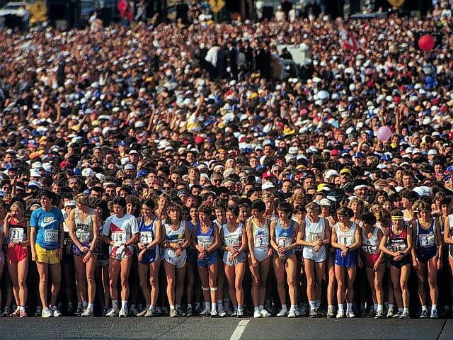 New York City Marathon celebrity results – OlympicTalk