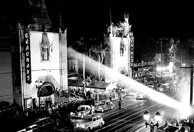 grauman u0026 39 s chinese theatre celebrates 85 years  25