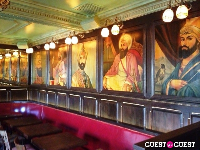 The Pikey Private Room