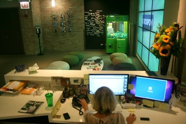 Office Space Take A Look Inside Some Of The Hottest Tech
