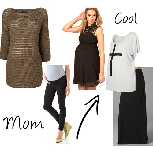 Maternity Clothes Cool