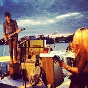 The Kills at Surf Lodge
